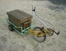 自転車作って旅がしたい・その①・台車を作る