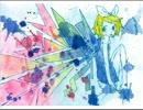 【鏡音リンAppend】青い天使【Sweet】【オリジナル曲】