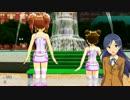【かすみSR記念】高槻姉妹ミリオンドリームス衣装配布【MikuMikuDance】