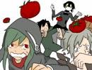 【手描き】黒コノハのトマト【カゲプロ】
