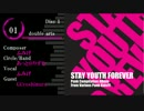 【M3春2014:R-12a】パンクコンピSTAY YOUTH FOREVERクロスフェード【二枚組】