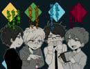 【手描き】罰ゲーム【ボルゾイ企画】