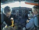 ルフトハンザ A340-600 コックピット動画有り 工場など Part9