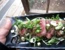 246COMMONでワニとサソリとカンガルーとダチョウを食べて来ました