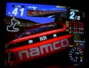 【RAVE RACER】レイブレーサーで対戦プレイ 2014-03-30_1【実機直撮り】
