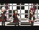【MMD】レッドショルダー3周年「spring of life」レッショル&りん