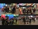 【フラッシュモブ演奏】新世紀エヴァンゲリオン、進擊の巨人、ONE PIECE in 台湾電...