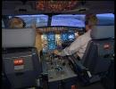 ルフトハンザ A340-600 フライトシュミレーターなど Part10