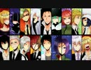 【REBORN!人力】19名でBOYS&GIRLS【UTAわ