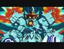 ロボットアニメCG作画 燃える戦闘シーン集