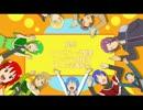 【手描き】SeraphicBlueでWORKING!!OPパロ【セラブル】