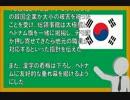 【韓国・太極旗】 ベトナムでの『反中デモ』被害回避の、韓国の分析が