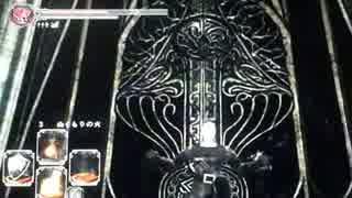 [浮遊バグ]ドラングレイグ王の扉スルー[直撮り注意]