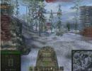 【WoT】ガルパンMODリプレイNo23(後編) Tier5戦 北極圏にて【M4】