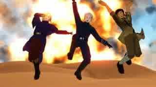 【APヘタリアMMD】爆発動画企画のお知らせ