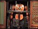 100年前にできた自動演奏装置に驚き