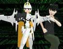 【MMD神姫】武装神姫でメダロットOPを再現してみた