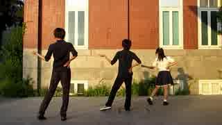 【さくも】Girls踊ってみた【ひで×ちょん】 thumbnail