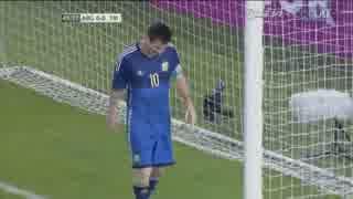 2014 サッカー 国際親善試合 アルゼンチン