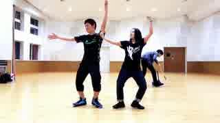 【林檎酢】実の弟とハッピーシンセサイザ【踊ってみた】