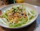 (7)初めて『きのこ明太子焼飯』を作る