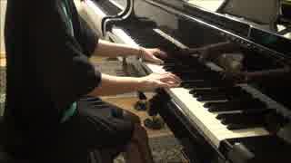 クロノトリガー【風の憧憬】を弾いてみた