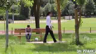 【社会実験】あなたは行方不明の子供だと気付き、声をかけられますか?