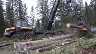 一家に一台欲しい木を伐採するマシーン