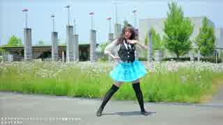 【ぶらっくすわん】メグメグ☆ファイアーエンドレスナイト 踊ってみた