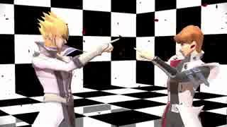 【遊戯王MMD】社長とキングでLamb.
