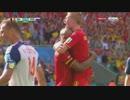 【FIFA W杯】ベルギー vs ロシア【ゴール!!編】