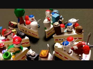 粘土で塩と胡椒さん祝五周年