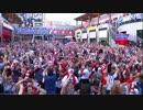 【転載】 ガーナ戦 決勝ゴール後 アメリカ人の熱狂