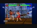 【VF2.1】バーチャファイター2 プレイヤーマッチ 2014/6/15【Xbox360】