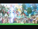【遊戯王MAD】ZEXALでヴァンガード・レギオンメイト編OP2