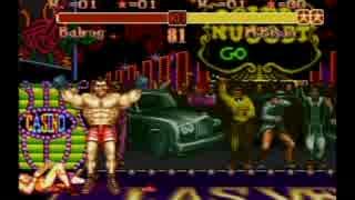 Super Street Fighter II (SFC版) 【バイ
