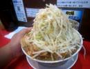 【大盛り】用心棒 神保町店の味玉ラーメン大盛り+豚2枚