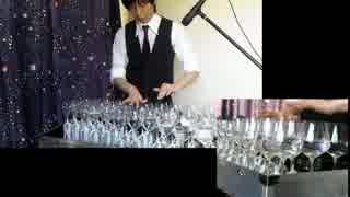 【グラスハープ】タキシードミラージュを弾いてみた【セーラームーン】 thumbnail