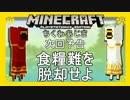 【Minecraft】■□◆四 角 な 世 界 を 丸 く 遊 ぶ●○。part4【PS3】