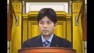 野々村号泣裁判【逆転裁判MAD】