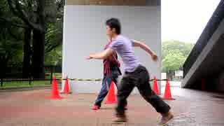 【ただのん】ダンシング☆サムライを踊った