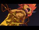 オレカバトル 第13話「灼熱煉獄! 魔王ムウスの力!」