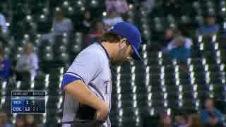 【MLB】最速151キロ!野手のピッチング集(2014年その1)