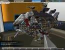 robocraftに増え続けるベルサー艦隊