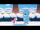 ぼのぼの 第36話「氷の世界でドボン!」