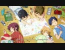 【OLDCODEX】Free!2期OP「Dried Up Youthful Fame」のインストアレンジを作りました
