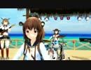 リズミカルにオリジナル曲を歌って踊る雪風MMD【第13回MMD杯予選】
