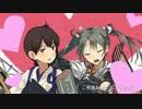 加賀さんと瑞鶴が夜戦する動画