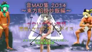 音MAD集2014 ~東方餡掛炒飯編~ thumbnail
