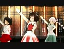 【艦これMMD】全提督が大熱狂!那珂with第四水雷戦隊で「恋の2-4-11」